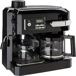 De'Longhi Powder Espresso Machine, Black - COM320
