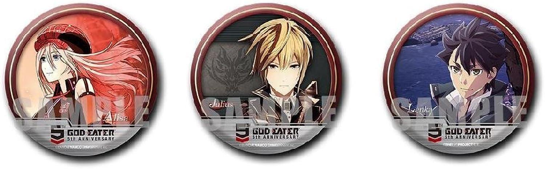comprar ahora Coleccioen Coleccioen Coleccioen de placas de comercio God Eater 5a CAJA ANIVERSARIO  Precio al por mayor y calidad confiable.