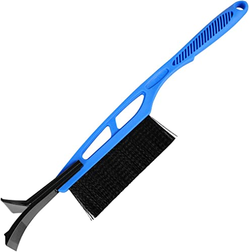 """high quality ORIENTOOLS 21"""" Snow discount Brush with Integrated Ice Scraper, Ideal Accessory lowest for Your Car, Truck, Recreational Vehicle, etc. outlet sale"""