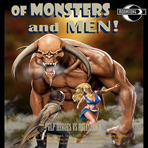 Of Monsters and Men audiobook cover art
