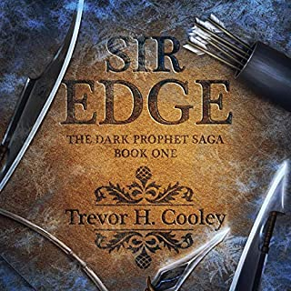 Sir Edge: A Bowl of Souls Novel     The Dark Prophet Saga, Book 1              Written by:                                                                                                                                 Trevor H. Cooley                               Narrated by:                                                                                                                                 TJ Clark                      Length: 12 hrs and 53 mins     Not rated yet     Overall 0.0