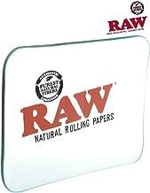 raw glass tray