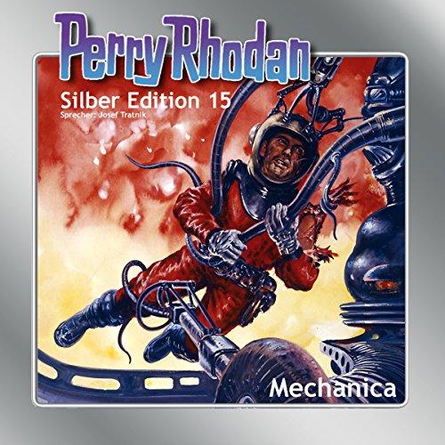 Mechanica audiobook cover art