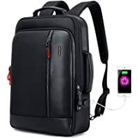 BOPAI 15.6inch Anti Theft Business Laptop Backpack (Black2)