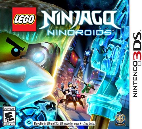 LEGO Ninjago Nindroids - Nintendo 3DS