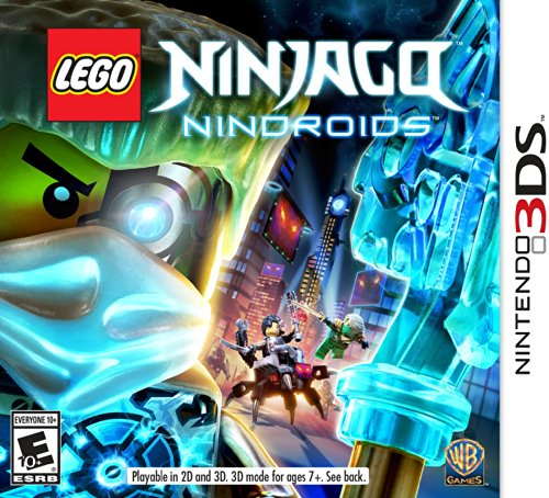 LEGO Ninjago Nindroids - Nintendo 3DS by Warner Home Video - Games