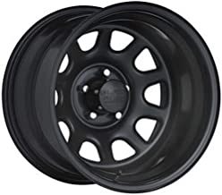 Black Rock D Widow 16x10 Black Wheel / Rim 5x5.5 with a -38mm Offset and a 108.71 Hub Bore. Partnumber 942615540
