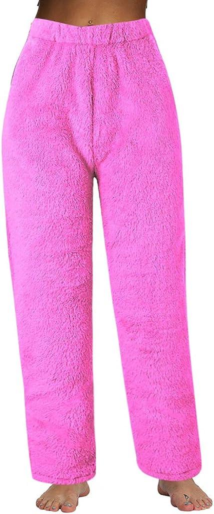 Franterd Ranking TOP19 Women Fluffy Pants Fur Legging Sport Plush Fitness Louisville-Jefferson County Mall Warm