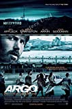 Posters USA Argo Movie Poster GLOSSY FINISH - MOV230 (24' x 36' (61cm x 91.5cm))