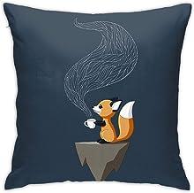 Not Applicable Funda de cojín Decorativa para sofá o sofá, diseño de Monster Hunter, Vaal Hazak Chibi, 45,7 x 45,7 cm, Estilo 4, Talla única
