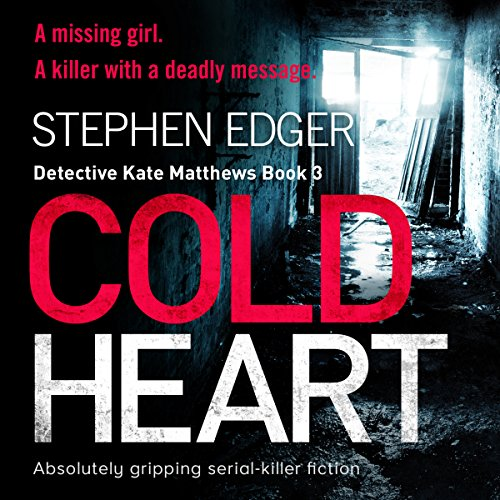 Cold Heart audiobook cover art