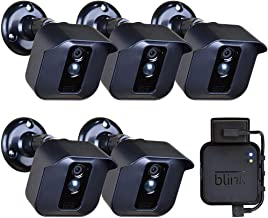 Blink XT2 Camera Mounts for Blink XT/Blink XT2 Home Security Camera, Blink XT2 Accessories with 5 Pack Blink Mount Bracket for Blink Camera and 1PC Blink Sync Module Wall Outlet Mount, Easy to Use