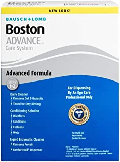 Bausch Lomb Boston Advance Care System