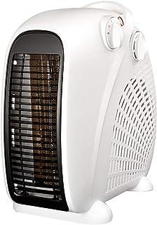 XYW-0007 Calefactor EléCtrico Calefactor Control Inteligente De Temperatura, Alta Eficiencia, Ahorro De EnergíA, 2000 W Vertical Tendido (Blanco)