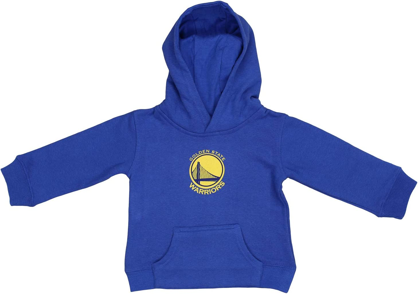 Outerstuff NBA Toddlers Golden Free shipping on posting reviews State Logo Warriors Fleece Pullov Max 87% OFF