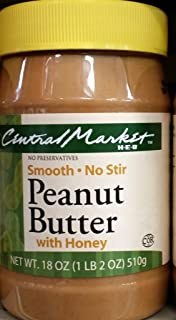 Best central market smooth peanut butter Reviews