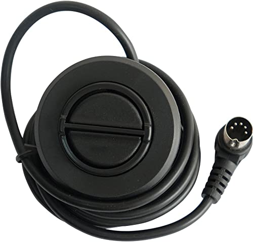 Fromann 2 Button Round Hand Control Handset with 5 pin Plug Fixed Power Recliner or Lift Chair