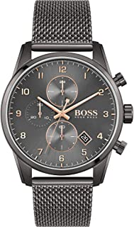 Hugo BOSS Men's Analogue Quartz Watch with Stainless Steel Strap 1513837