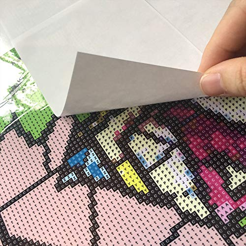 STAROAR 5D Diamond Painting - 60 pcs Pack of Release Paper 120x160mm Diamond Painting Cover Replacement