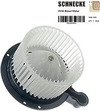 Best f250 blower motor Reviews