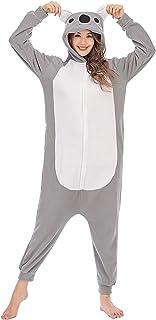 Männer Frauen Unisex Kigurumi Koala Halloween Kostüm Anime
