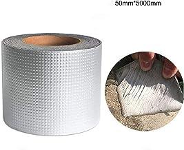 2020 nouvelle La Feuille daluminium Ruban adh/ésif /étanche Ruban adh/ésif Super r/éparation Crack Thicken Butyl Tape Tools /étanche Home R/énovation 5cm*5m
