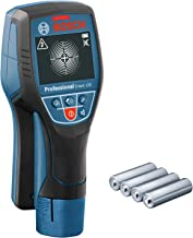 Detector e Scanner de Materiais até 120 milimetros Bosch D-TECT 120