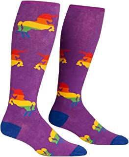 Sock It To Me, Animals, Wide Calf, Unisex Stretch-It Knee High Socks