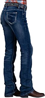 Rock & Roll Cowgirl Cupid Boyfriend Jeans