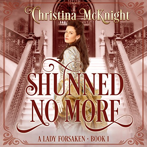 Shunned No More audiobook cover art