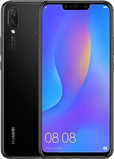 Huawei Nova 3i Dual SIM - 128GB, 4GB RAM, 4G LTE, Black