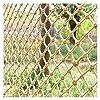 子供の安全麻ロープネット、ロープの太さ8mm、メッシュ10cm、子供用階段手すりネットレトロ装飾ネット遊び場クライミングネット(Size:5×9m)