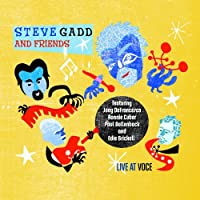 And Friends - Live at Voce by Steve Gadd (2010-11-02)