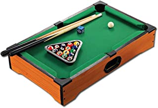 Wander Agio Mini Tabletop Ball Billiards Home Billiard Game Sets Pool Table for Child Small