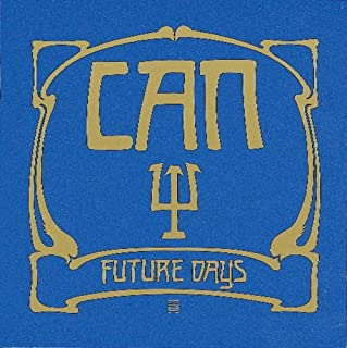 Future Days by Can Original recording remastered edition (2008) Audio CD