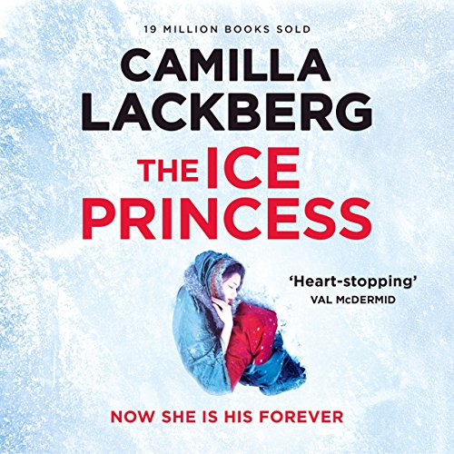 The Ice Princess audiobook cover art