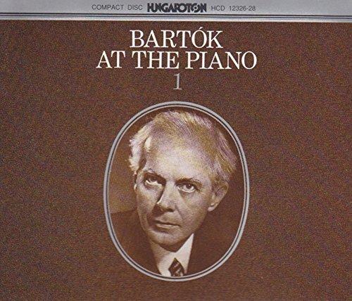 9 Little Piano Pieces, BB 90: No. 9. Preludio: All'ungherese