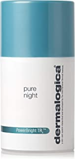 Dermalogica Pure Night (1.7 Fl Oz) Face Moisturizer with Vitamin C - Hyperpigmentation Treatment To Brighten and Strengthe...