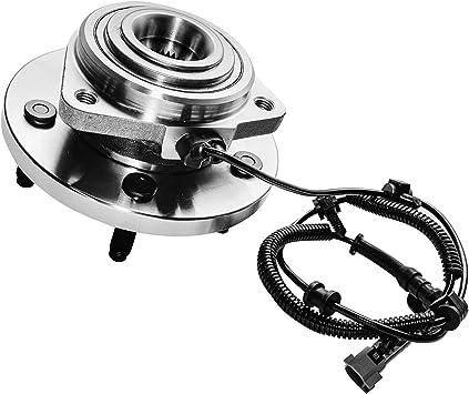 Wheel Hubs & Bearings Automotive informafutbol.com 2 Front Wheel ...