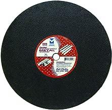 "Mercer Industries 603010 金属切碎锯轮,30.48 厘米 x 2.22 厘米 x 2.54 厘米(10 件装) 16"" x 7/64"" x 1"" 603030"