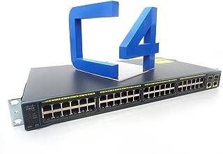 Cisco 2960 Series 48 Port Switch, WS-C2960-48TC-S