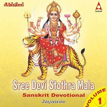 Sree Devi Stothra Mala Vol 1