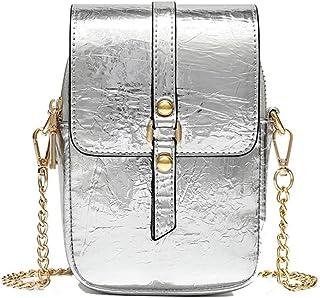 Modische Umhängetaschen aus PU-Leder für Damen, Handtasche, Kuriertasche, PU-Leder, Schultertasche für Damen, Abendtasche...
