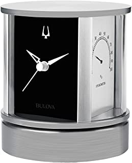 Bulova President Executive Desk Clock