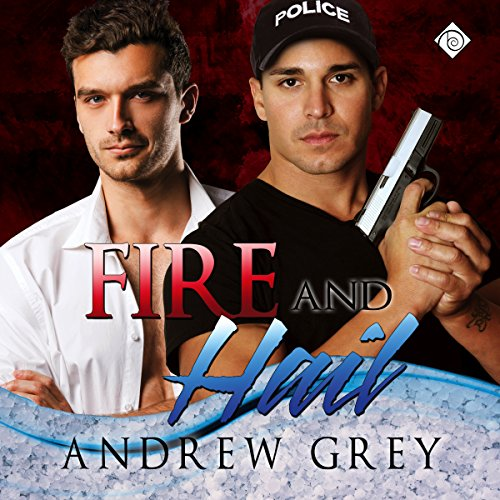 Fire and Hail audiobook cover art