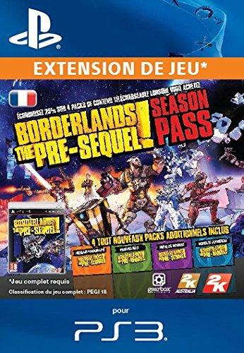Borderlands: The Pre-Sequel Season Pass [Code Jeu PSN PS3 - Compte français]
