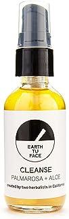 Earth tu Face - Organic Palmarosa + Aloe Travel Face Wash