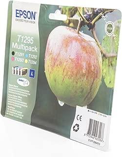 XXL de tinta original para EPSON STYLUS SX 440 W Epson T1295 ...