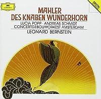 Mahler: Des Knaben Wunderhorn by Lucia Popp