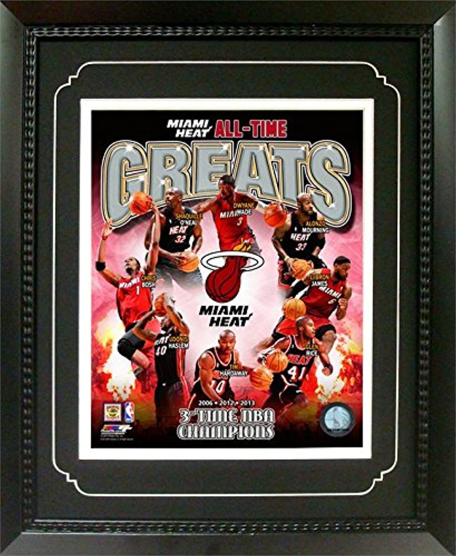 NBA Miami Heat Champions Deluxe Frame, 11x14